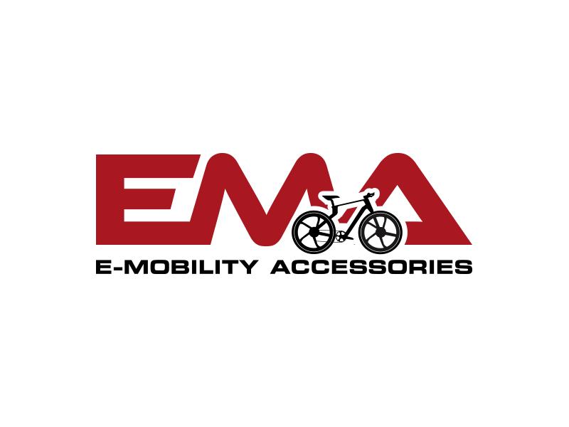 EMA (E-Mobility Accessories) logo design by bluespix