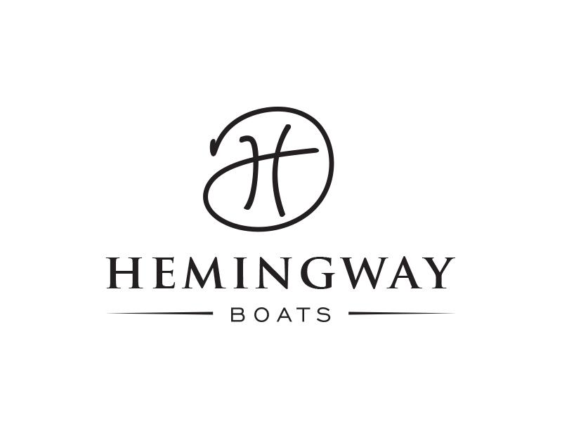 Hemingway Boats logo design by adm3