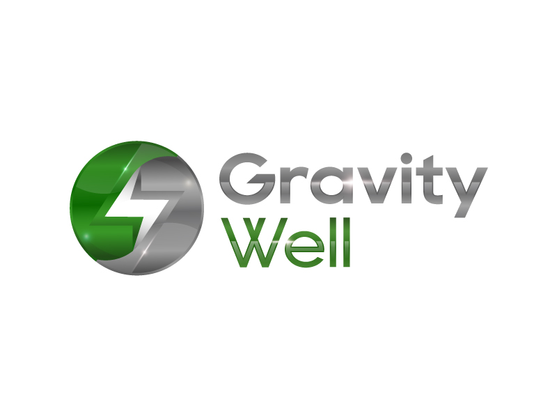 GravityWell logo design by Putraja