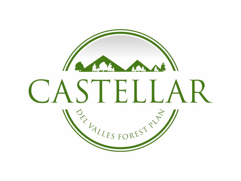 Castellar del VallesForest Plan logo design by giphone