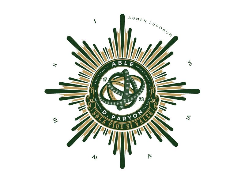 Able D. Paryon logo design by Rizqy