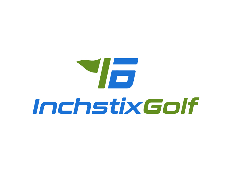 Inchstix Golf logo design by gateout