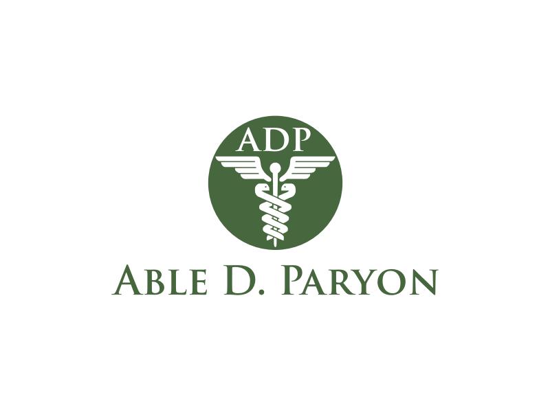 Able D. Paryon logo design by cintya