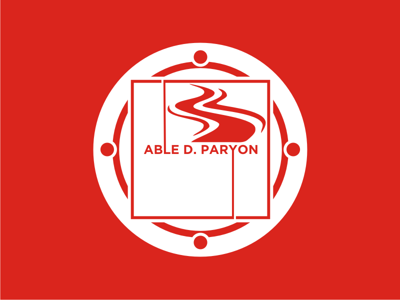 Able D. Paryon logo design by Dian..cox
