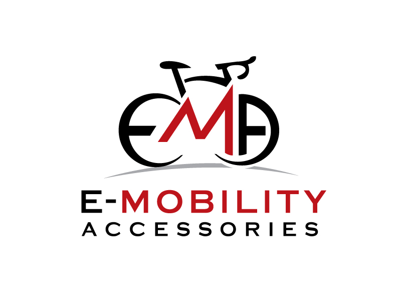 EMA (E-Mobility Accessories) logo design by Conception