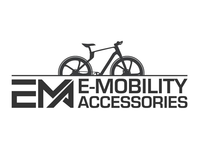EMA (E-Mobility Accessories) logo design by jaize
