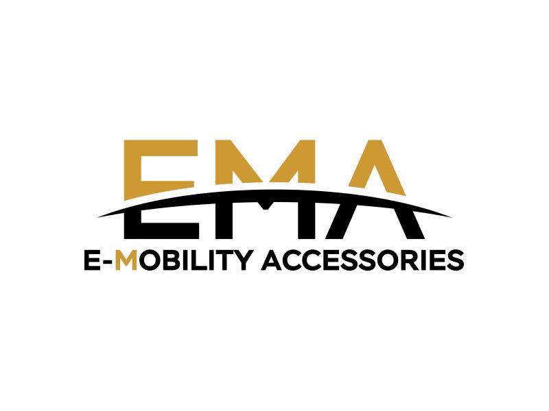 EMA (E-Mobility Accessories) logo design by Gwerth
