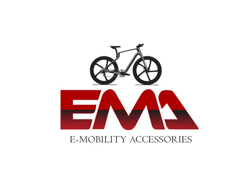 EMA (E-Mobility Accessories) logo design by xien
