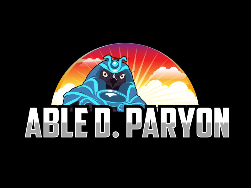 Able D. Paryon logo design by ElonStark