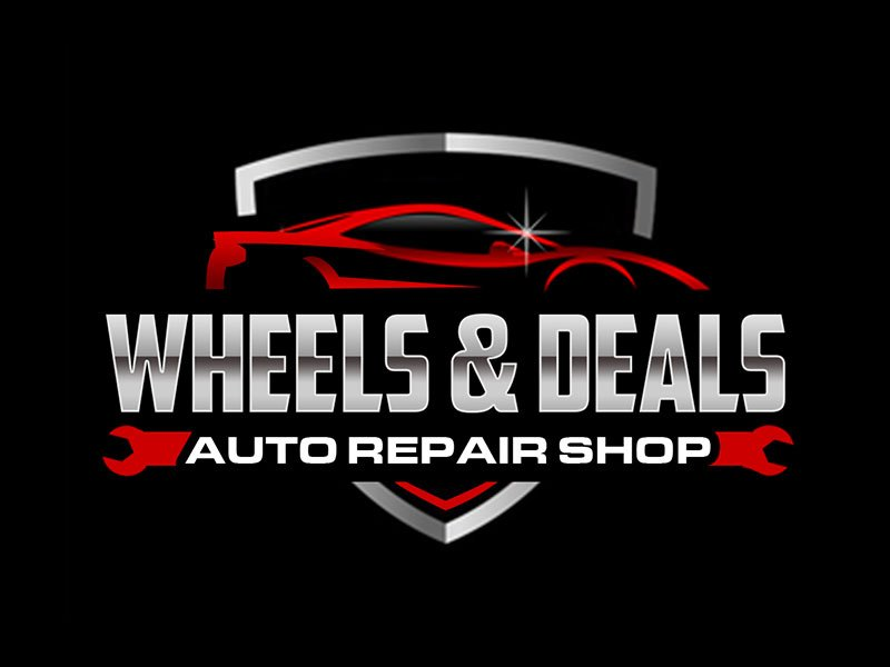 Wheels & Deals Logo Design
