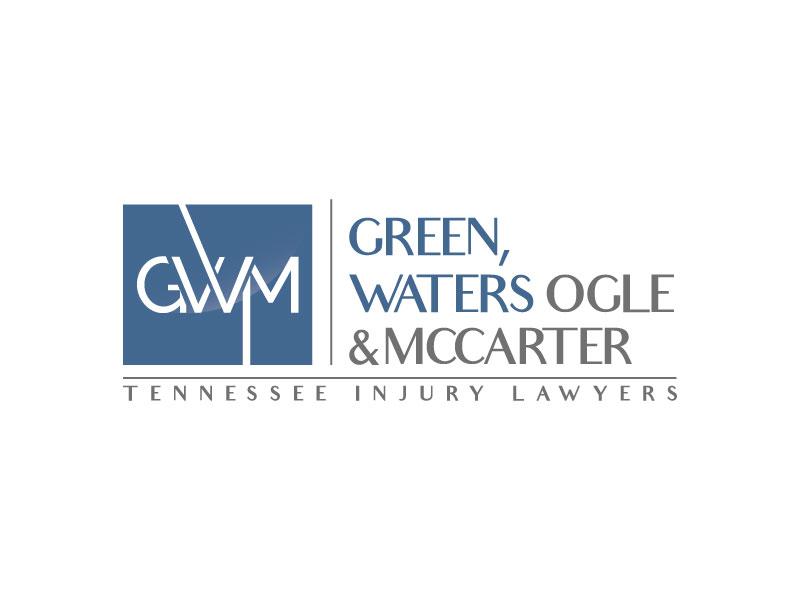 Green, Waters Ogle & McCarter logo design by Erasedink