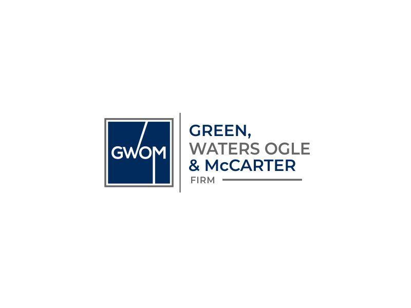 Green, Waters Ogle & McCarter logo design by kimora