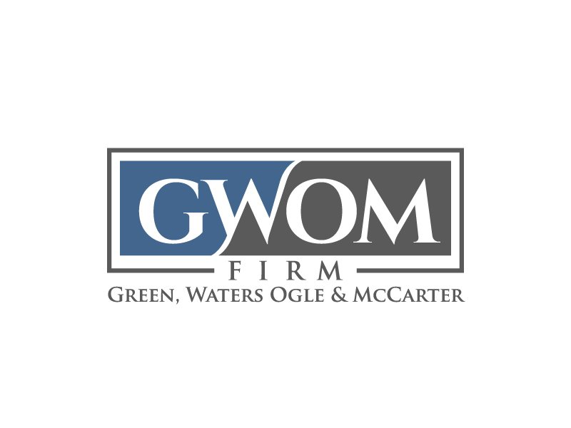 Green, Waters Ogle & McCarter logo design by jaize