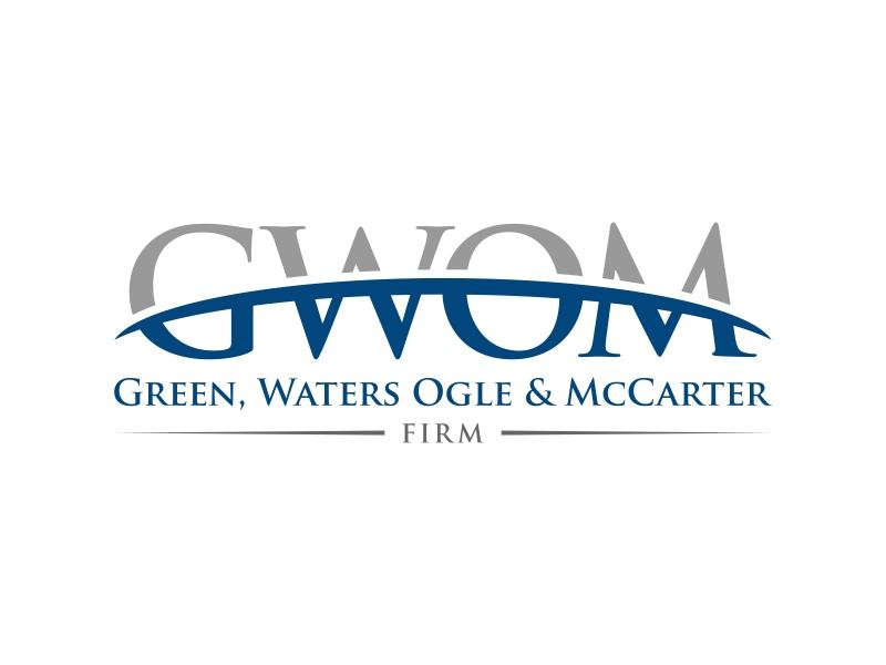 Green, Waters Ogle & McCarter logo design by yunda