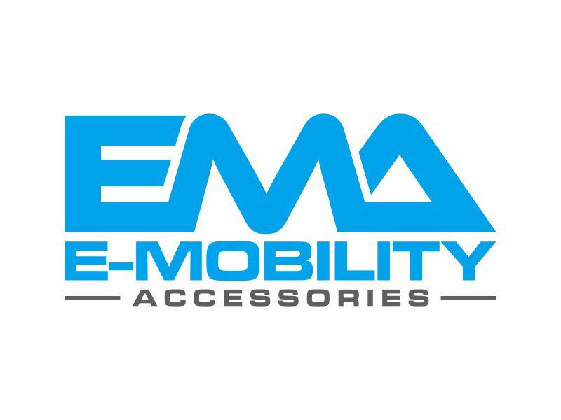 EMA (E-Mobility Accessories) logo design by josephira