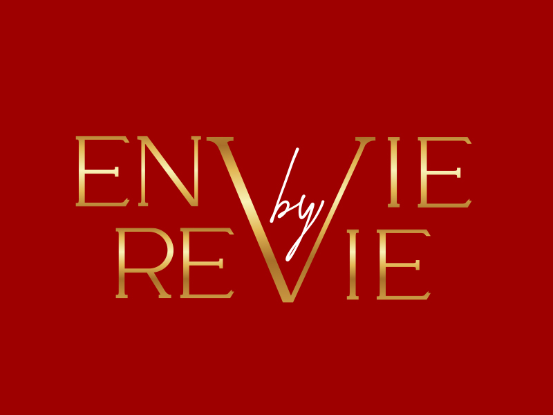 Envie by Revie Argan Oil From Morocco logo design by adm3