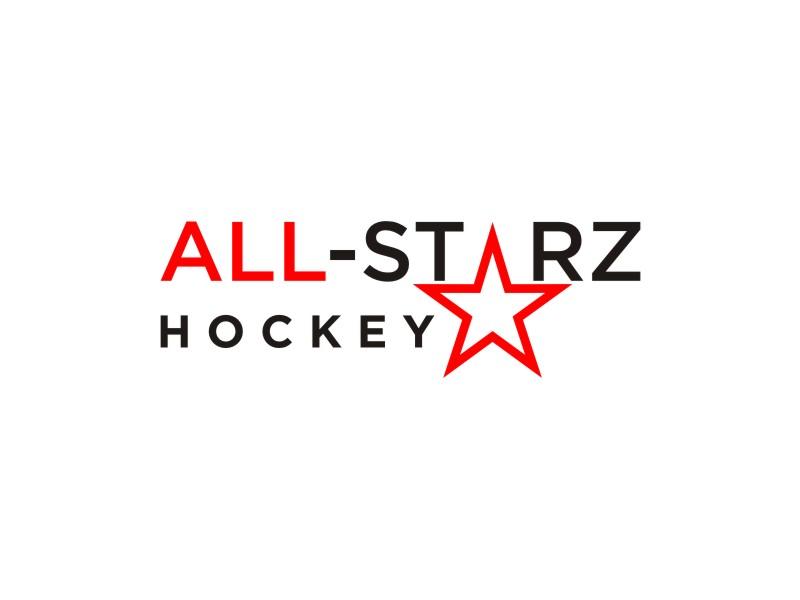 All-Starz Hockey logo design by Arto moro