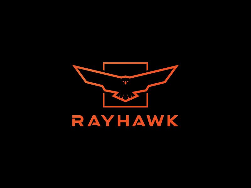 Rayhawk Logo Design