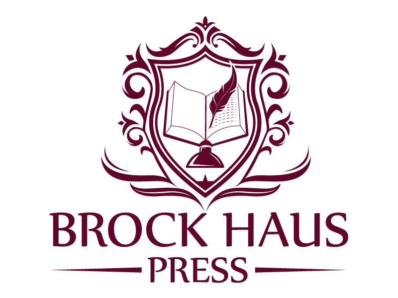Brock Haus Press Logo Design