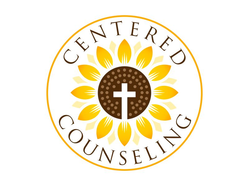 Centered Counseling Logo Design