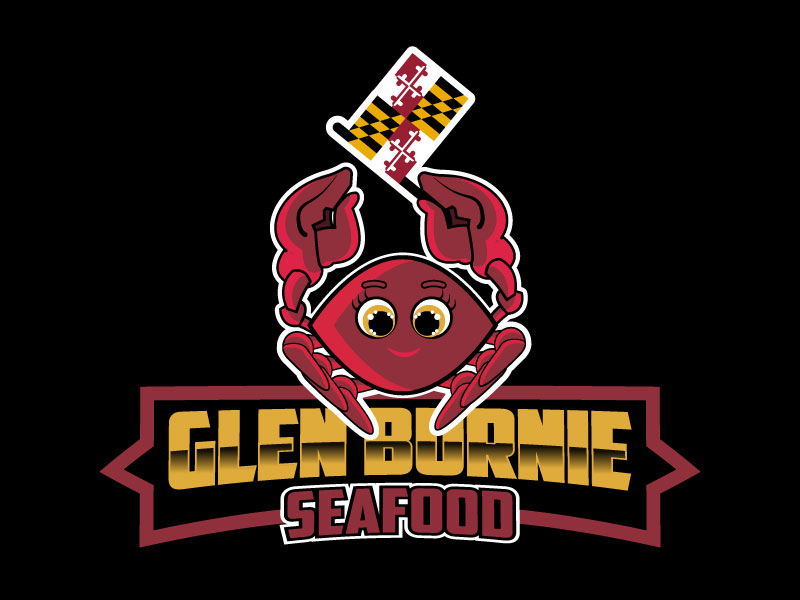 Glen Burnie Seafood logo design by aryamaity