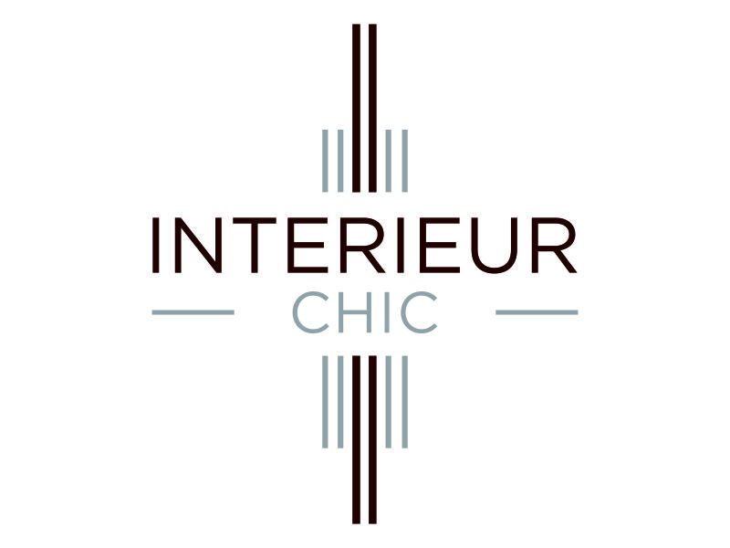 INTERIEUR CHIC logo design by yoichi
