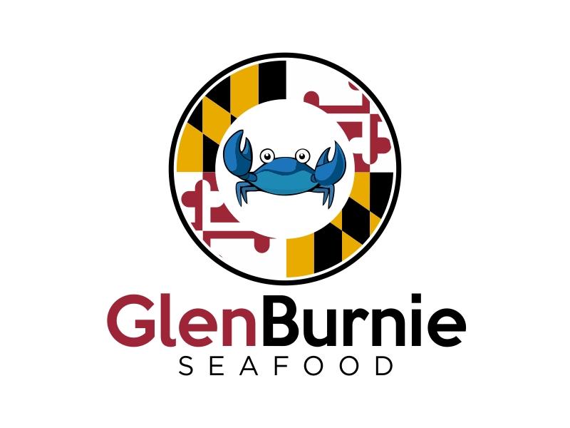 Glen Burnie Seafood logo design by Dhieko