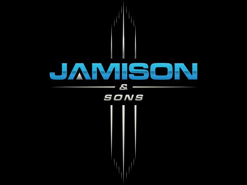 Jamison & Sons Logo Design