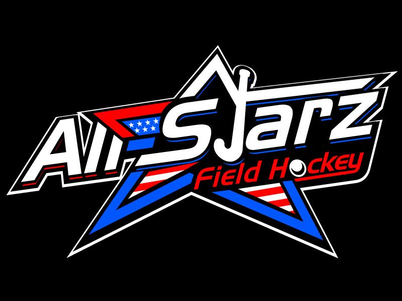 All-Starz Hockey logo design by Suvendu