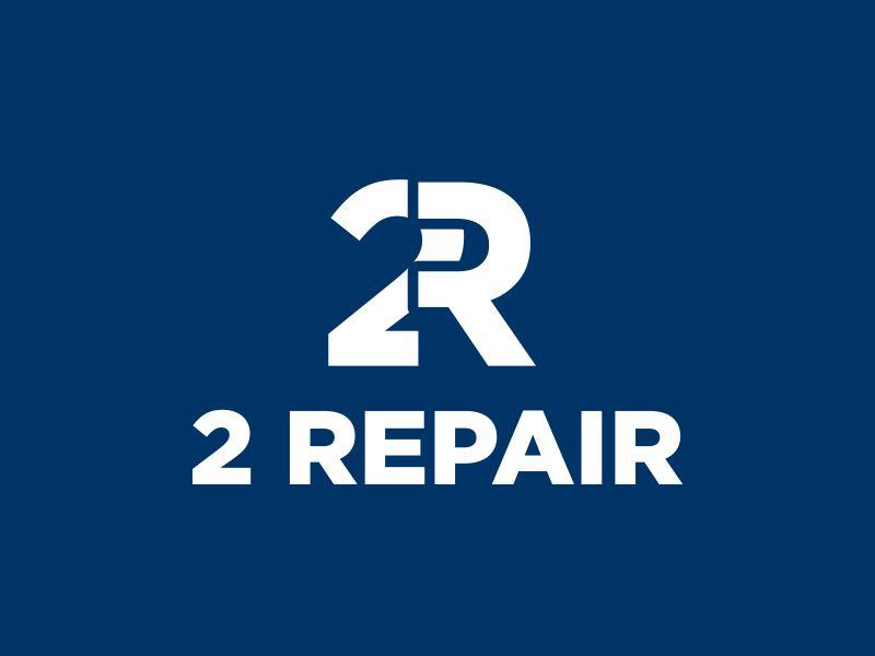 2 Repair logo design by MUNAROH