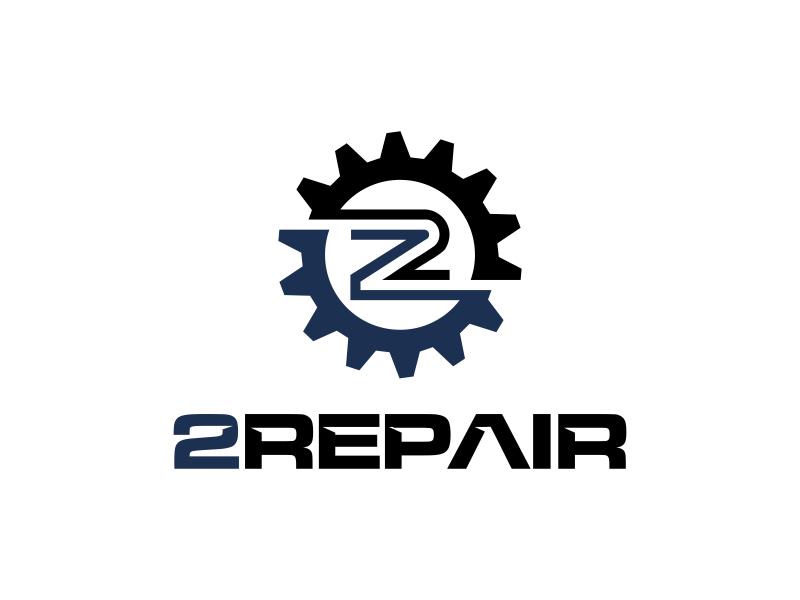 2 Repair logo design by imagine
