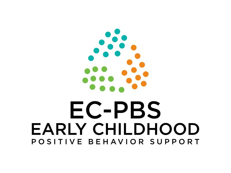 Early Childhood Positive Behavior Support (ECPBS) logo design by p0peye