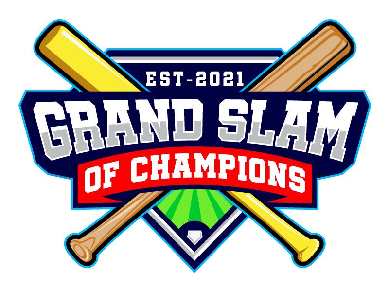 Grand Slam of Champions Logo Design
