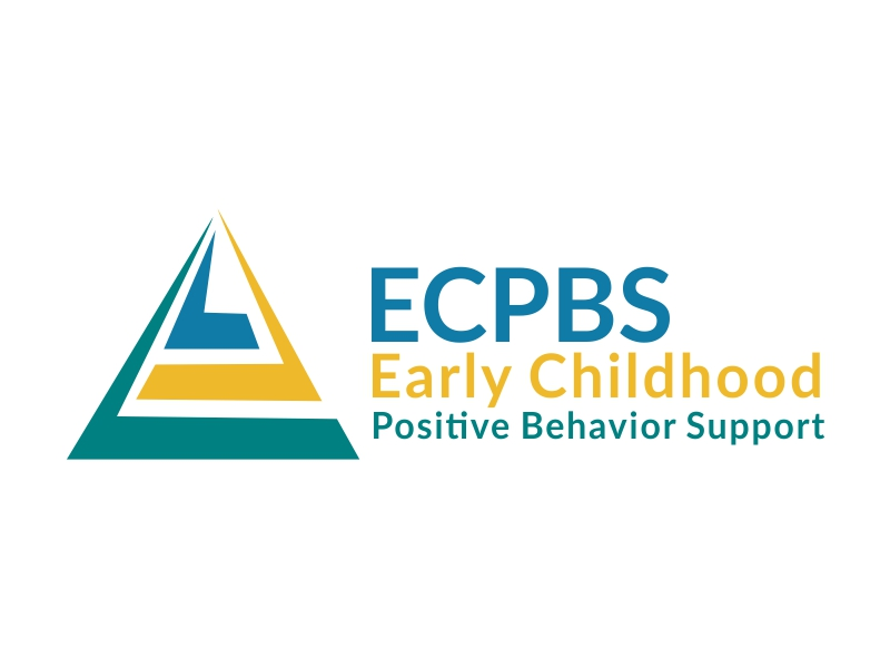 Early Childhood Positive Behavior Support (ECPBS) logo design by ruki