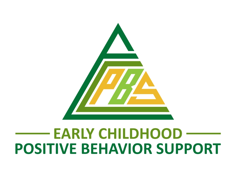 Early Childhood Positive Behavior Support (ECPBS) logo design by cintoko