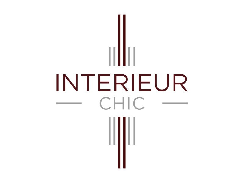INTERIEUR CHIC Logo Design