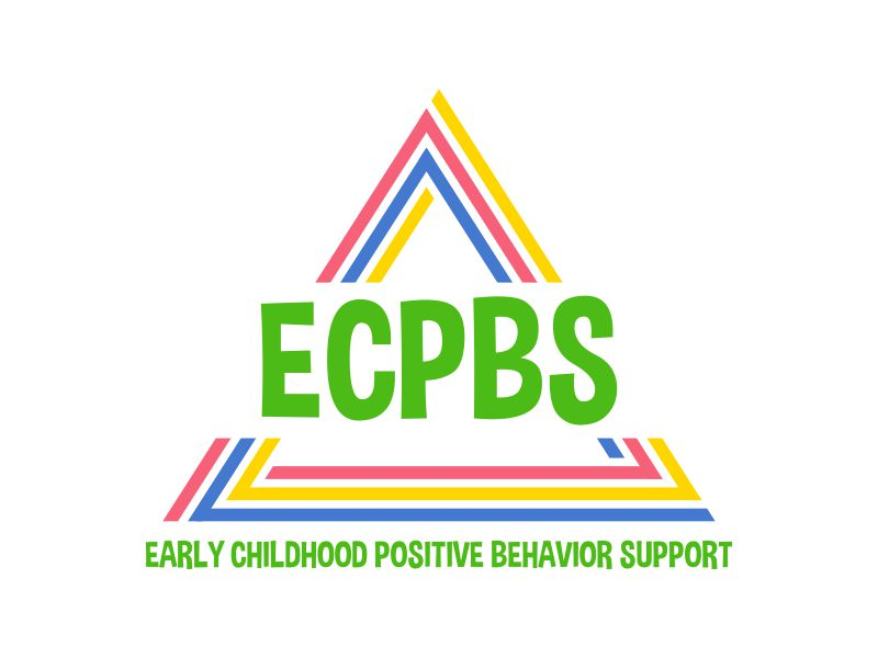 Early Childhood Positive Behavior Support (ECPBS) logo design by ingepro