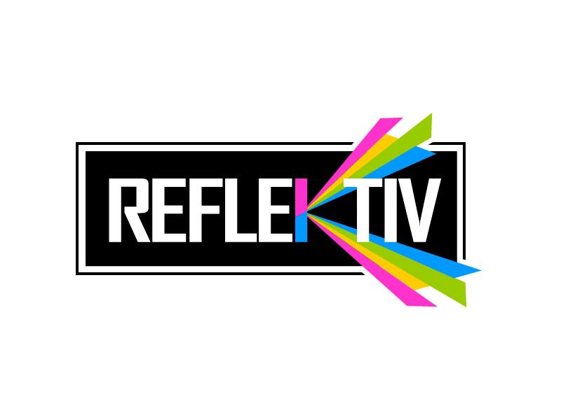 REFLEKTIV Lighting Design & Applications logo design by Coolwanz