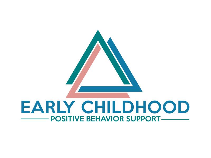 Early Childhood Positive Behavior Support (ECPBS) logo design by ElonStark