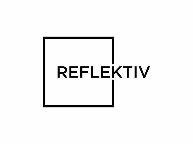 REFLEKTIV Lighting Design & Applications logo design by y7ce