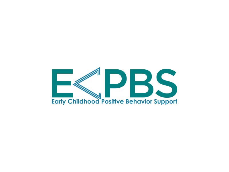 Early Childhood Positive Behavior Support (ECPBS) logo design by fastI okay