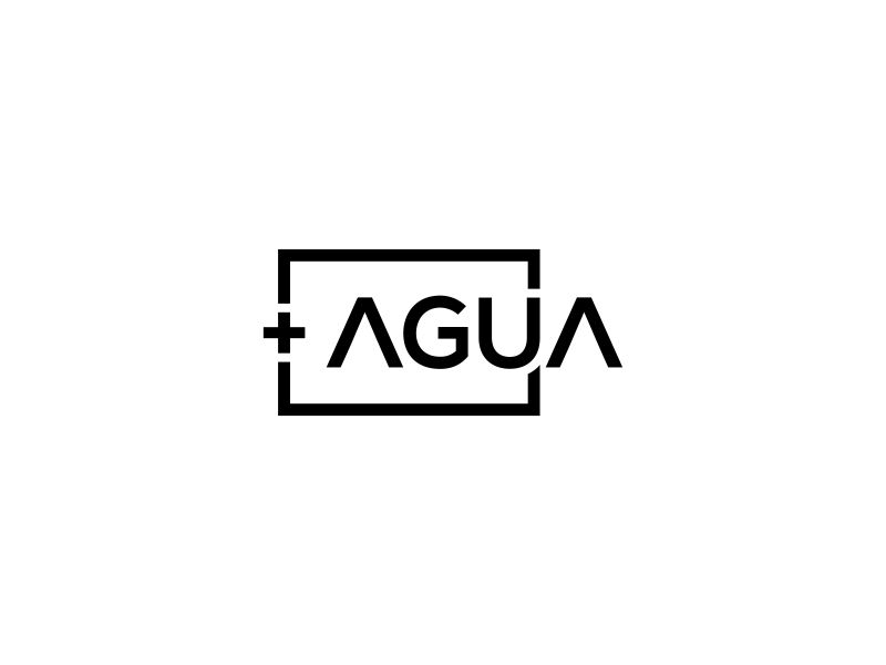 + Agua logo design by andayani*