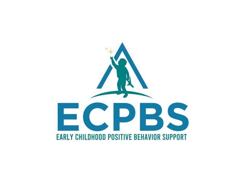 Early Childhood Positive Behavior Support (ECPBS) logo design by Dhieko