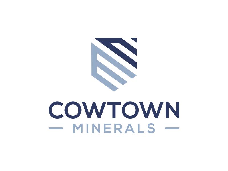 Cowtown Minerals logo design by asani