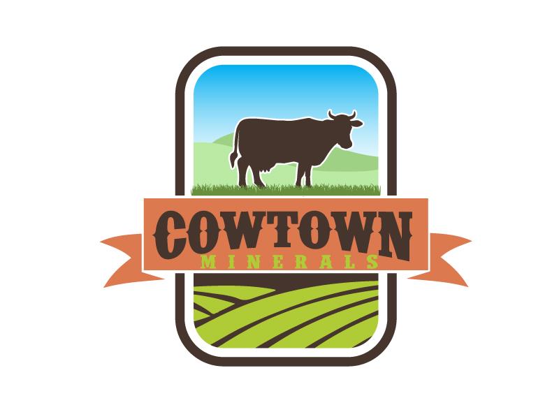 Cowtown Minerals logo design by ElonStark
