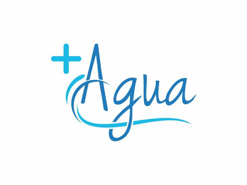 + Agua logo design by zonpipo1