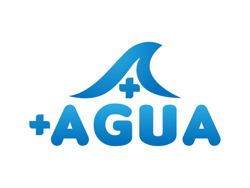 + Agua logo design by jaize