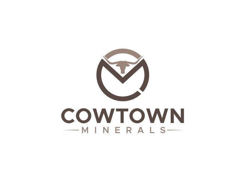 Cowtown Minerals logo design by usef44