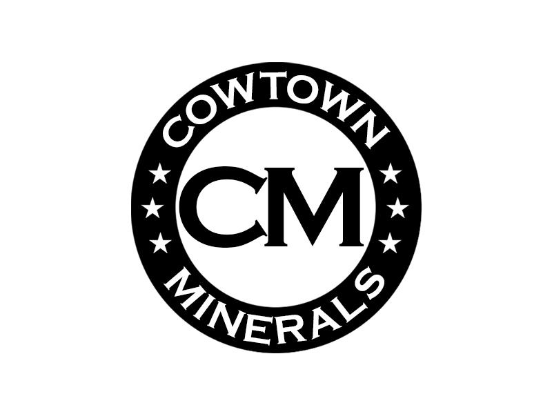 Cowtown Minerals logo design by kunejo