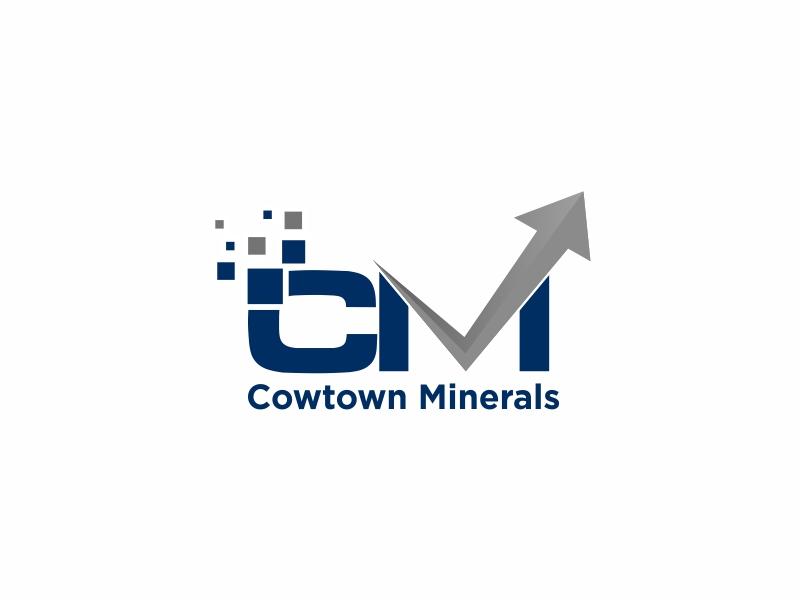 Cowtown Minerals logo design by Greenlight